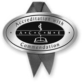 Accreditation with ACCME Commendation